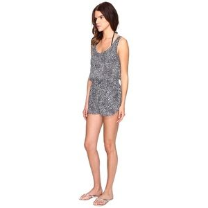 Stella McCartney Mixed Animal All in One Romper